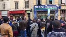 """Marseille - Manifestation contre le mal-logement : """"Qui sème la misère, récolte la colère"""""""