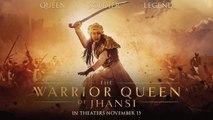 The Warrior Queen of Jhansi Trailer 11/15/2019