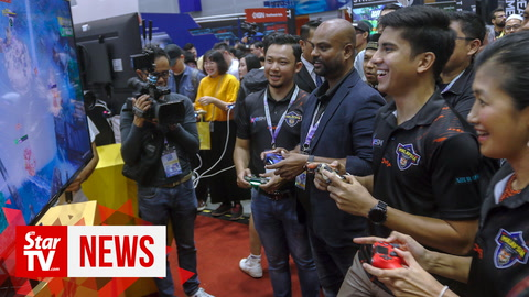 Malaysia on the right track to be Asian powerhouse in e-sports