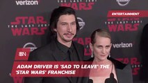 Adam Driver After 'Star Wars'