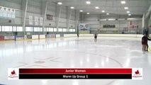 2020 Skate Ontario Sectionals - Junior  Women - Short  Program (Skaters 1-17)