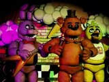 Five Nights at Freddy's - Trailer d'annonce