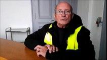 Gérard Denys, secrétaire départemental de l'Union nationale d'initiative citoyenne 57, présente ce mouvement