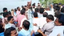 TSRTC employees' protest turns violent