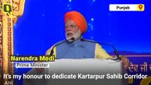 Kartarpur Corridor Inaugurated, 500 Pilgrims Visited the Gurudwara