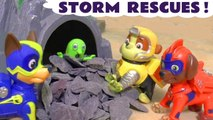 Paw Patrol Mighty Pups Storm Rescue with the Funny Funlings in this Toy Story Family Friendly Full Episode English Story for Kids