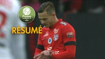 EA Guingamp - AC Ajaccio (1-1)  - Résumé - (EAG-ACA) / 2019-20
