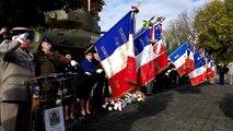 Le 30e anniversaire de la chute du mur de Berlin commémoré à Rosenau