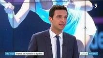 Fed Cup : la France et l'Australie au coude-à-coude
