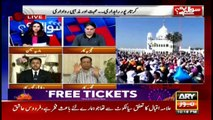 Sawal Yeh Hai | Maria Memon | ARYNews | 9 November 2019