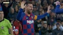 Liga : Messi frappe encore sur coup-franc !
