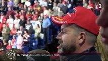 Donald Trump : une campagne pour fidéliser son électorat rural