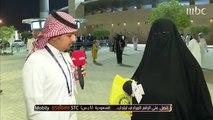 لقاء صدى الملاعب مع المشجعة النصراوية الشهيرة.. أم عبد الله