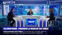Islamophobie: passe d'armes entre Marine Le Pen et Jean-Luc Mélenchon - 09/11