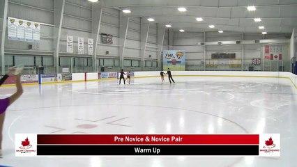 2020 Skate Ontario Sectionals - Pairs - Short  Program