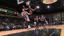 Isaiah Hartenstein posts 28 points and 21 rebounds vs. Austin Spurs