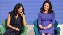 Meghan Markle, Kate Middleton: Rare Joint Appearance