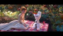 FROZEN 2 movie clip - Anna and Olaf