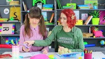 10 Fun DIY Mermaid School Supplies School Pranks!