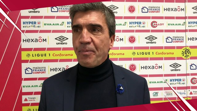 SDR-SCO (0-0) : la réaction de David Guion