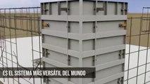 Construcciones Yamaro: Ventajas y beneficios en el uso de los encofrados de aluminio