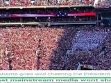 2019 NOV 09 Pres. Trump Massively Cheered by a Massive Crowd at Alabama-LSU Game