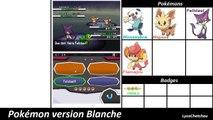 Live Pokémon version Blanche-LyzaChatchou (10/11/2019 03:02)