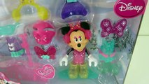 Disney's Minnie Mouse Deluxe Winter Bow-tique Playset-