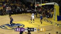 Cody Demps (19 points) Highlights vs. Santa Cruz Warriors