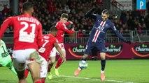 Brest-PSG (1-2) : «Icardi gagne le duel face à Cavani»