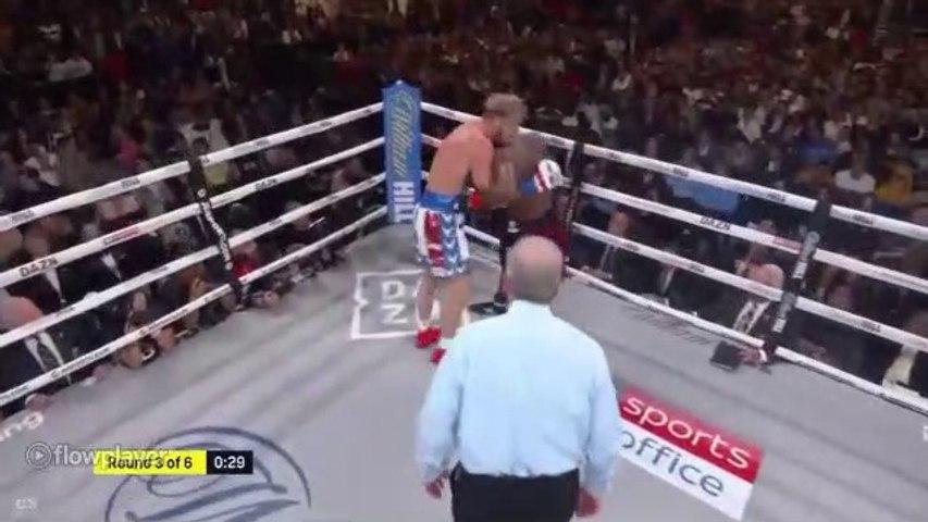 KSI vs Logan Paul Full Fight Video 09.11.2019