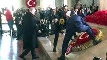 Atatürk'ün ebediyete intikalinin 81'inci yılı - Anıtkabir (2) - ANKARA