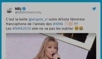 Angèle, grande gagnante des NRJ Music Awards avec Big Flo et oli