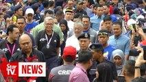 King graces co-op carnival in Putrajaya