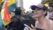Contestation en Bolivie : Evo Morales appelle à la tenue de nouvelles élections
