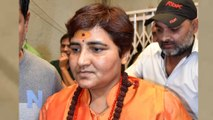After Ayodhya verdict, Sadhvi Pragya chants 'Jai Shri Ram'