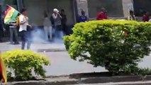 El Gobierno de Bolivia denuncia la toma de medios de comunicación