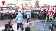 İstanbul protokolü Ata'nın huzurunda