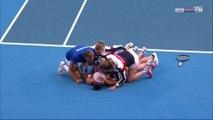 Fed Cup : Le sacre pour les Bleues !