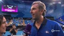 """Fed Cup - Benneteau : """"Je suis très fier d'elles"""""""