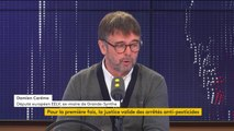 """Islamophobie en France : """"On ne parle que des thèses portées par l'extrême droite"""" (Damien Carême, eurodéputé)"""