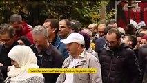 La marche contre l'islamophobie divise la classe politique