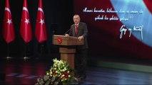 Cumhurbaşkanı Erdoğan: 'Osmanlı'nın silah sanayisinin olmadığı iddiası koskoca bir yalandır' - ANKARA