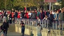 Büyük Önder Atatürk'ü anıyoruz - 'Ata'ya Saygı Zinciri' -  İSTANBUL