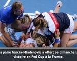 Fed Cup - Les Françaises décrochent le titre !