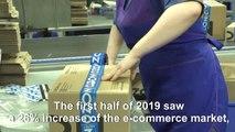 Russian e-commerce market grows despite a slumped economy