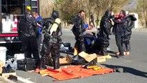 Erzurum antalya'da hayatını kaybeden 4 kişilik ailenin cenazeleri teslim ediliyor-1
