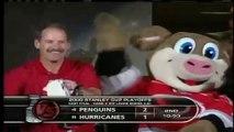NHL 2009 Conference Final - Penguins @ Hurricanes  Game 4 Highlights
