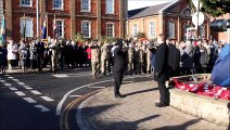 Louth Remembrance Sunday 2019