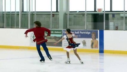 2020 Skate Ontario Sectionals - Pre Novice Free  Dance